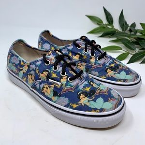 VANS x Disney Princess Jasmin Aladdin Lace Up 7